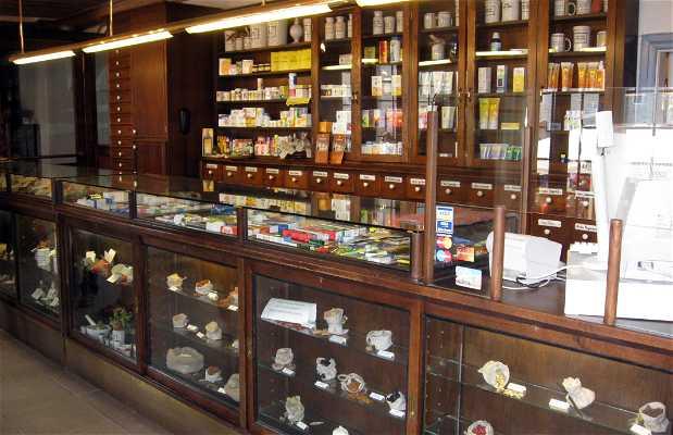Farmacia municipal - Raeapteek