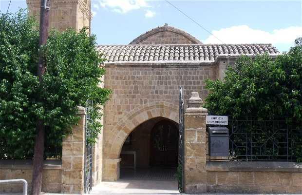 Agios Antonios Church Otodoxa