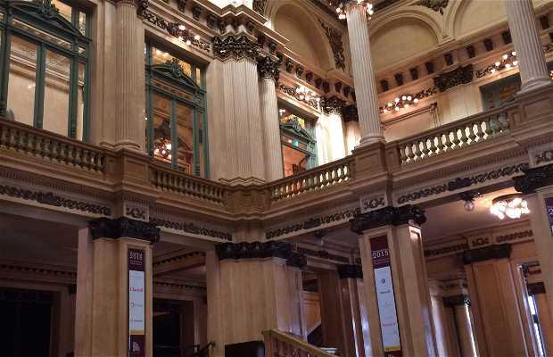 Visita guiada al Teatro Colón
