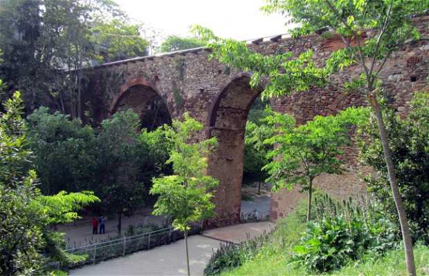 Los Puentes del Parc Vallparadís