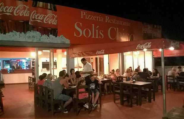 Restaurante y Pizzería Solís Chico