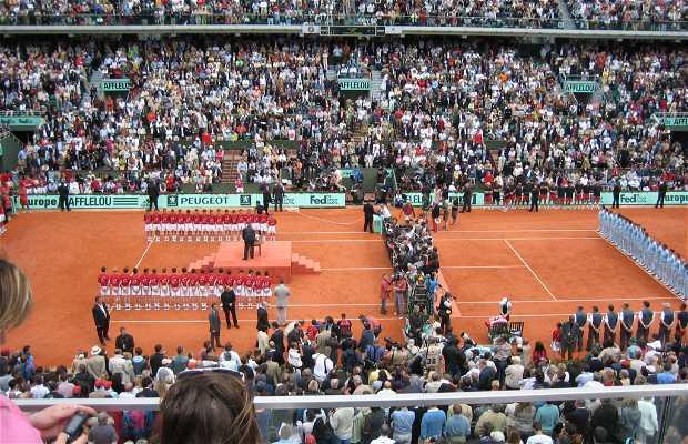 Le Roland Garros