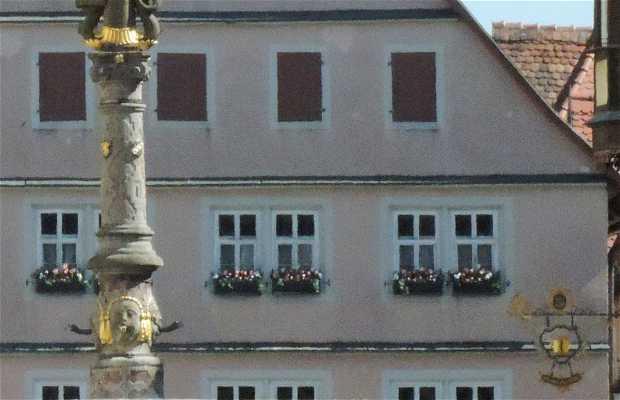 Herrnbrunnen - Fonte do Senhor
