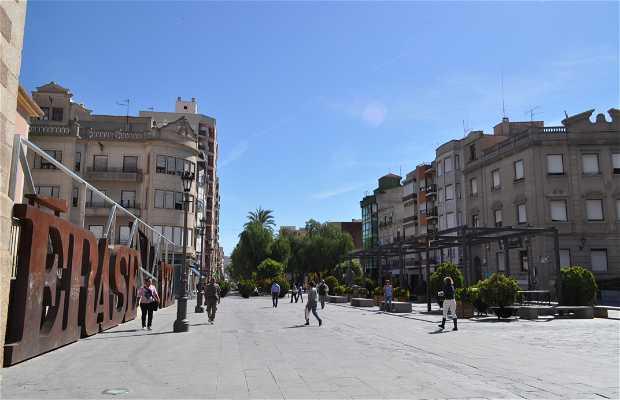 Plaza Esquina del Convento