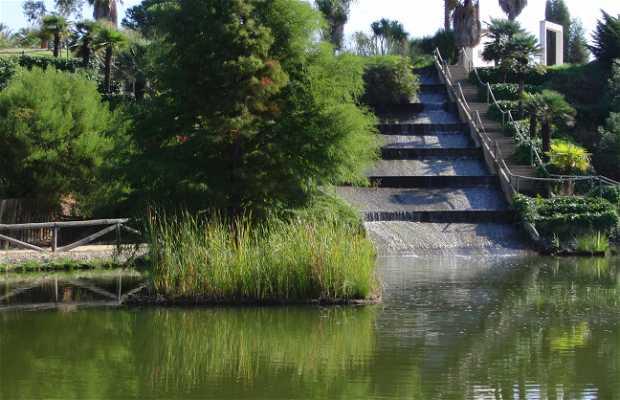 Parque Botánico José Celestino Mutis en Palos de la Frontera ...