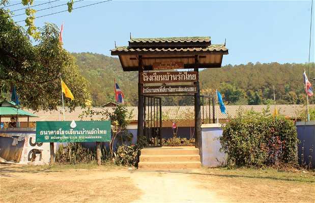 Paso fronterizo de Baan Rak Thai