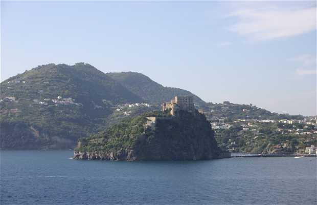 Château Aragonais d'Ischia