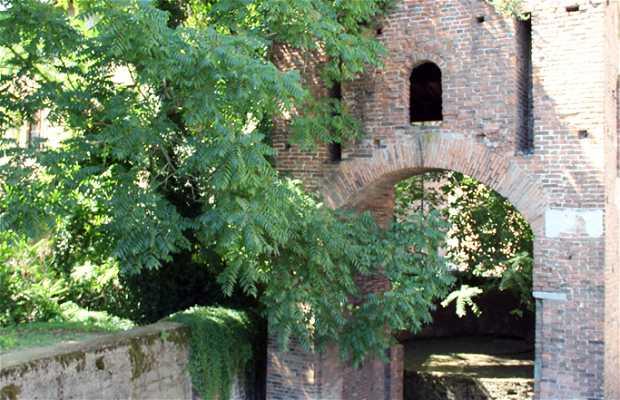 Puerta Calcinara
