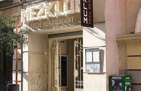 Mezklum Tech Restaurant
