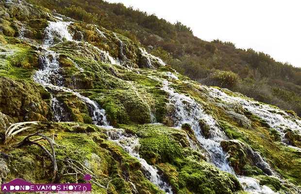 Cascada barranco Lomo Morín (Tierra del Trigo)