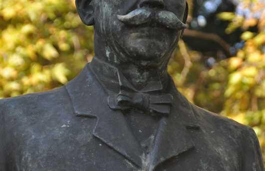 Buste d'Ivan Vazov