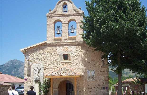 Iglesia de La Hiruela