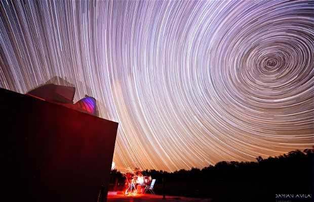 Observatorio La Banderita La Pampa Argentina