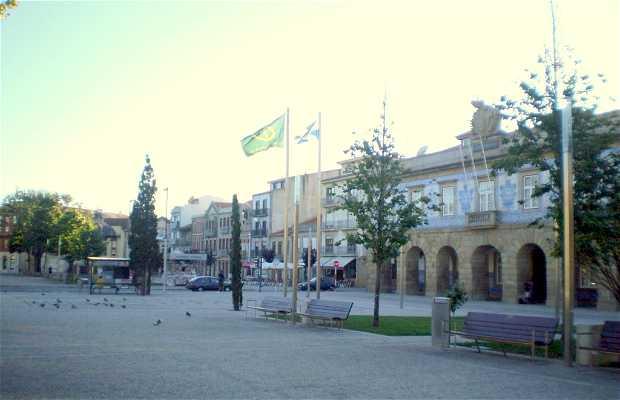 Casa Municipal de Póvoa - Prefeitura