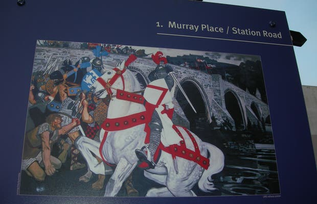 Murray Place a Stirling