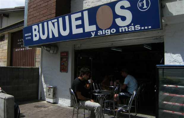 Bunuelos Y Algo Mas
