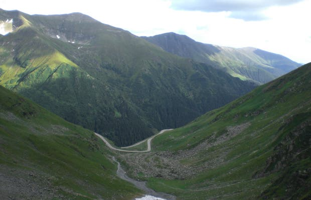 Montagnes Fagaras