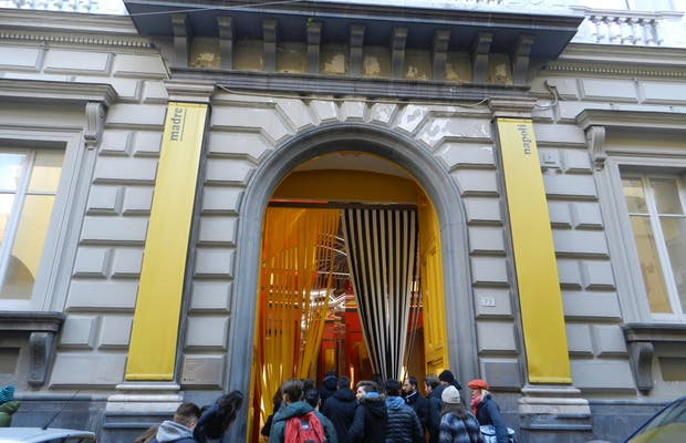 Museo d'Arte Contemoranea Donna Regina - MADRE