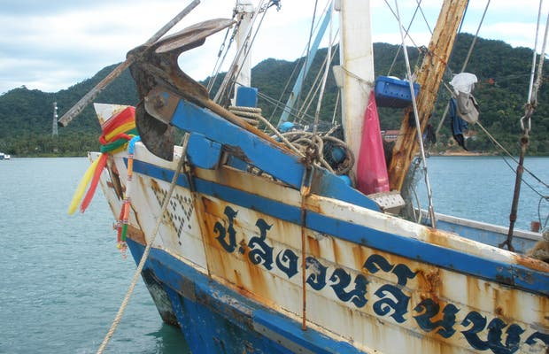 Submarinismo en Ko Chang