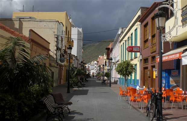 Rua Calle Real