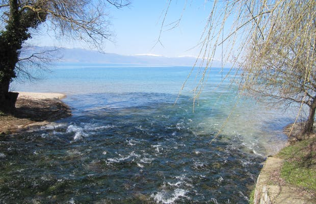 Birth of Ohrid Lake