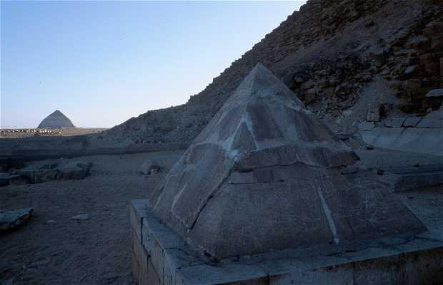 Pirámide Roja de Dashur