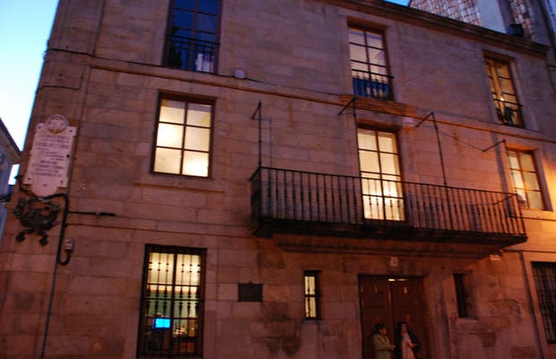 Casa de Antonio López e Ferreiro
