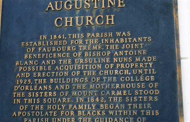 Iglesia Saint Augustine