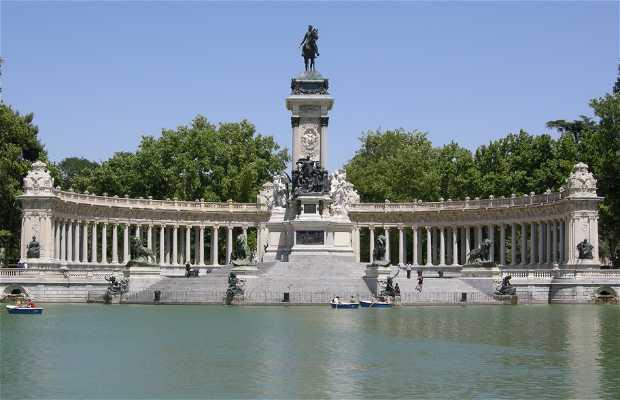 Anfiteatro di Alfonso XII nel Retiro