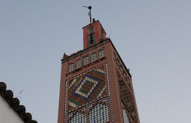 Moschea Sidi Bou Abib