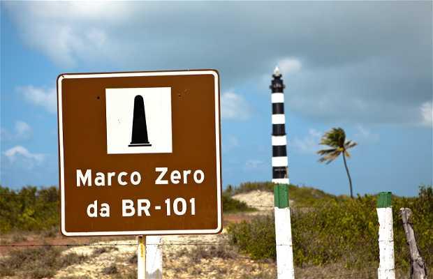 Kilómetro Cero de la BR-101
