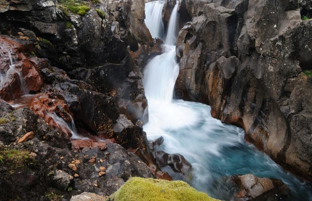 Cascadas del fiordo