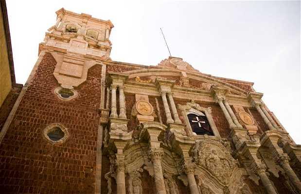 Oratorio de San Felipe Neri - Catedral de Querétaro