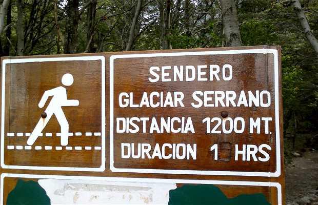 Glaciares Balmaceda - Serrano