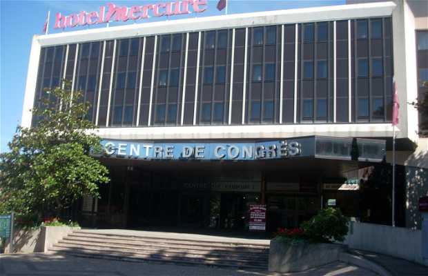 El centro de congresos