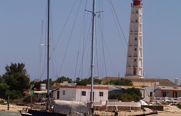 Faro de Cabo de Santa Maria