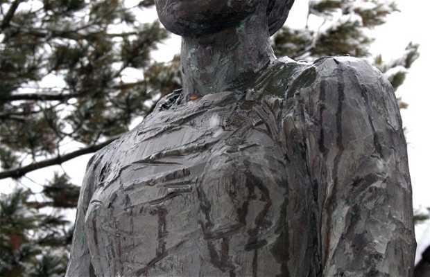 Monumento a Catarina Lanz