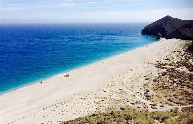 Praia de los Muertos