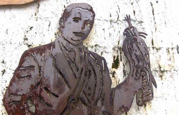 Escultura a la Cetreria