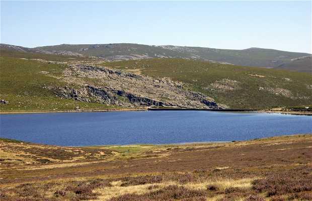 Laguna dei Pesci a San Martin de Castañeda