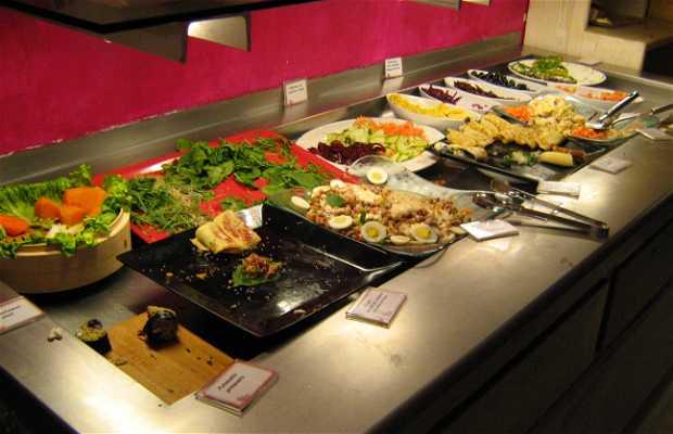Restaurante vegetariano Viva la Vida