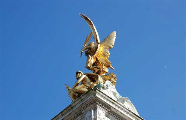 Monumento a la Reina Victoria