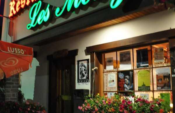 Restaurante Les Mélèzes