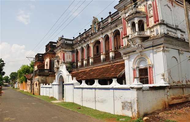 Mansiones de Chettinad