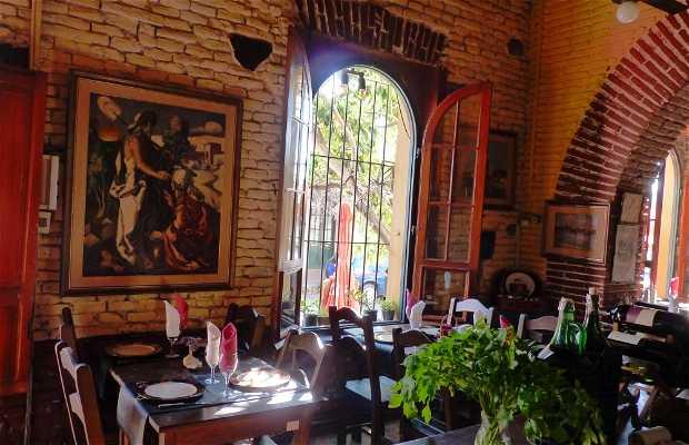 Restaurante Río de la Plata