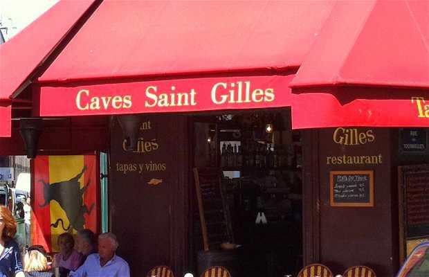 Les Caves Saint Gilles