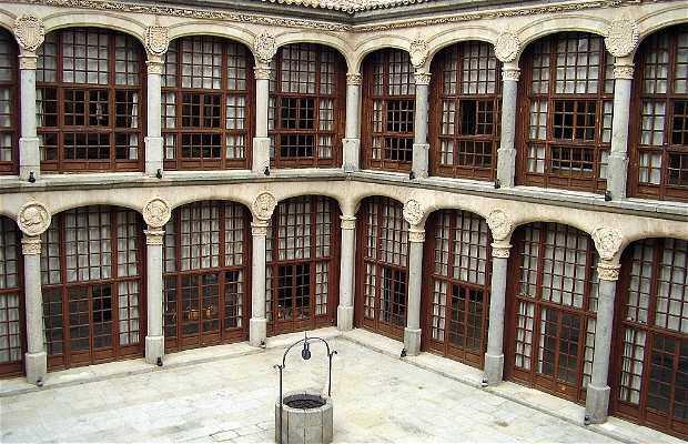Palazzo dei Conti di Alba e Aliste a Zamora