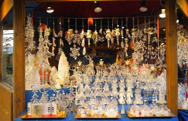 Mercadillo de Navidad de Bressanone, Bressanone, Italia