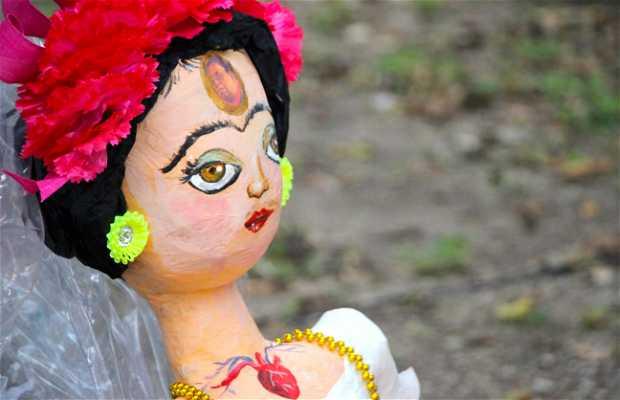 Altar de Muertos: Frida Kahlo