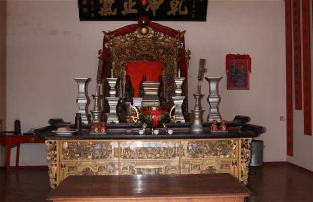 Law Kwan Thion Pagoda, Chinatown